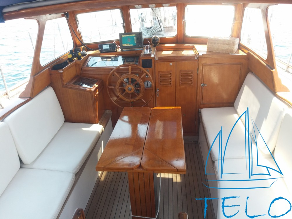 Bootverhuur Jongert Trewes Clipper 67 in Hyères via SamBoat