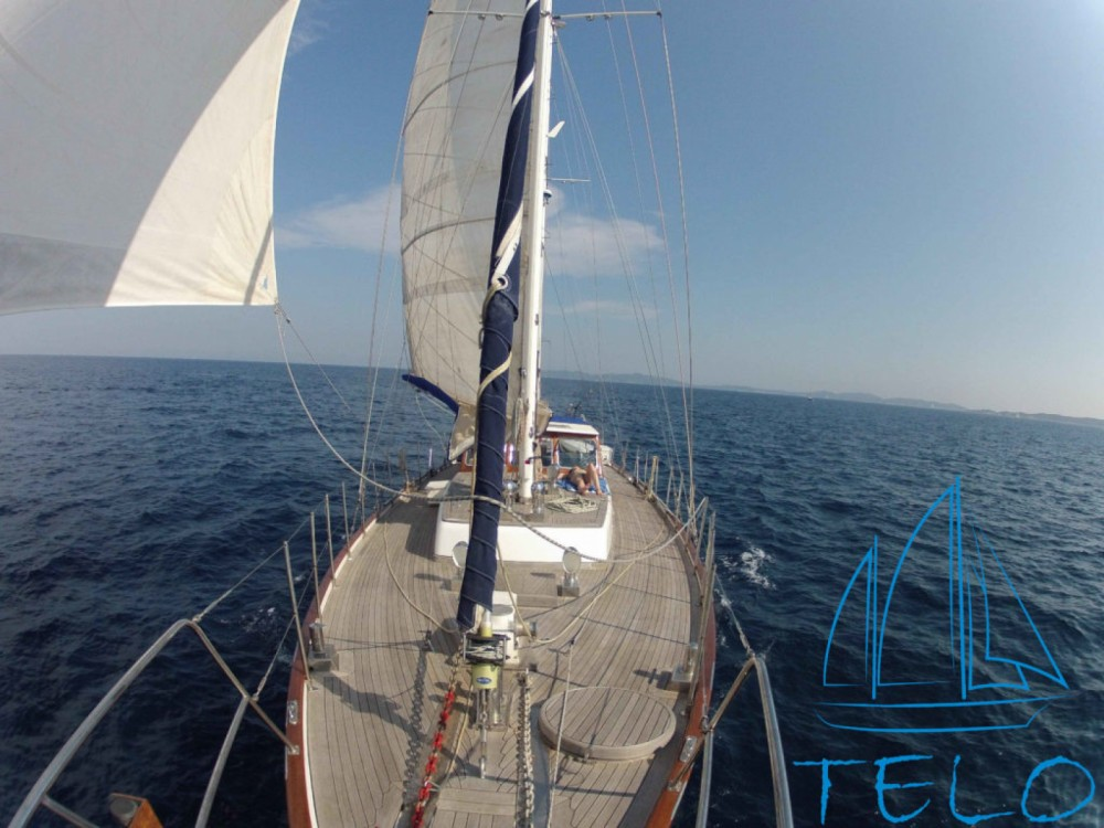 Boat rental Hyères cheap Trewes Clipper 67