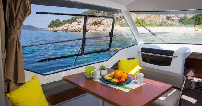 Location yacht à Sumartin - Jeanneau Merry Fisher 795 sur SamBoat