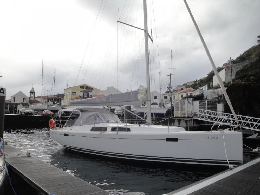 Location Voilier à Ponta Delgada - Hanse Hanse 385