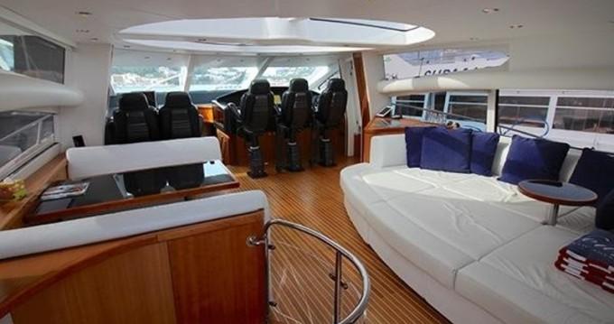 Boat rental Club de Mar cheap Predator 82