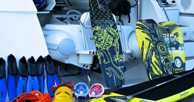 Sunseeker Predator 82 between personal and professional Club de Mar