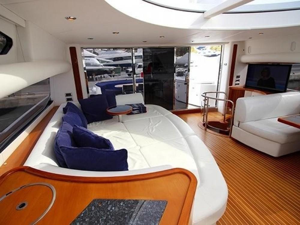 Motorboot te huur in Club de Mar voor de beste prijs