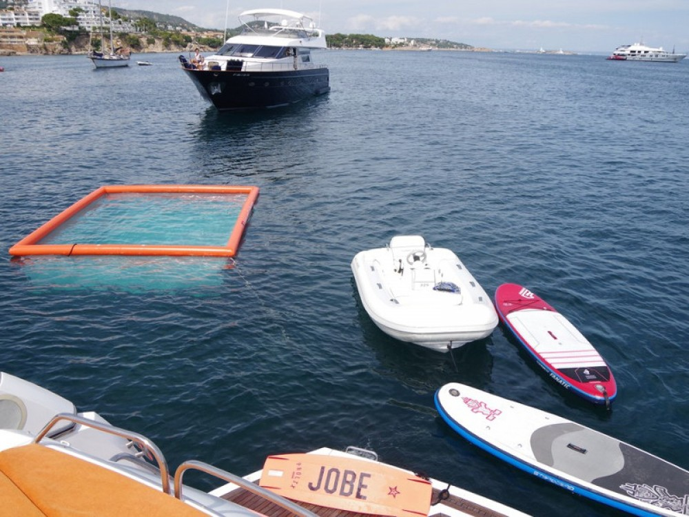 Location bateau Sunseeker Predator 82 à Club de Mar sur Samboat