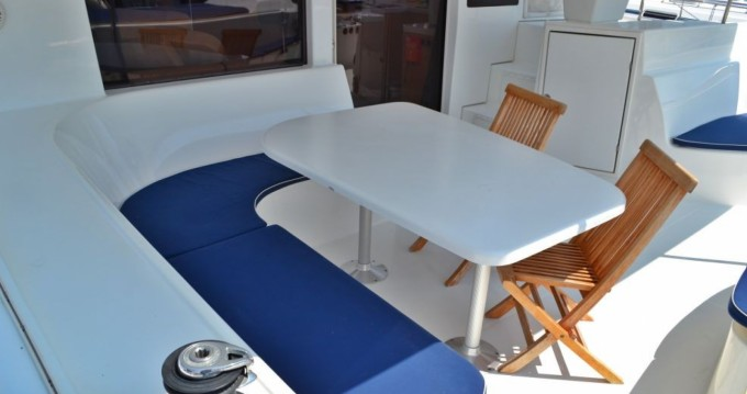 Boat rental Tourlos cheap Salina 48