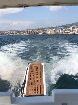 Hire Motor boat with or without skipper Fiart Salerno