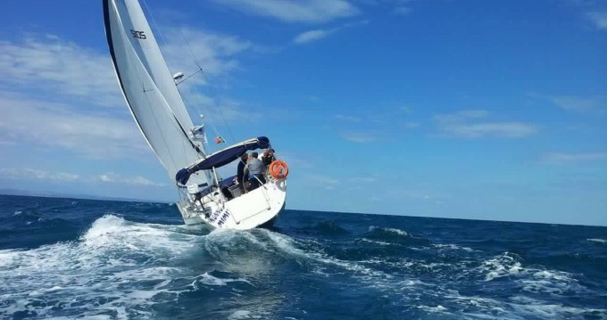 Boat rental Termoli cheap Bavaria 40 Cruiser