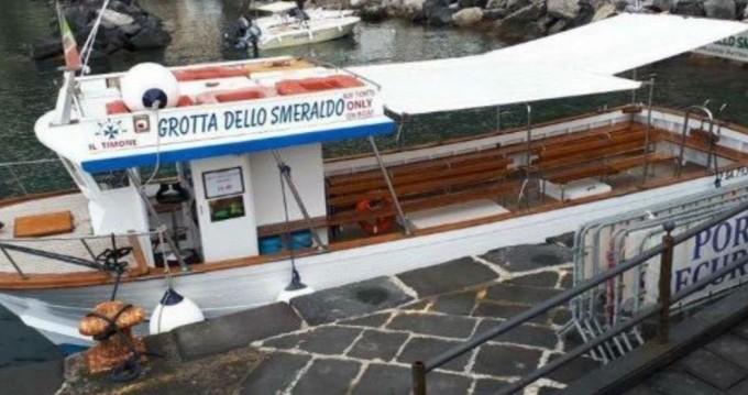 Location bateau Cantiere Mileo 45 piedi à Amalfi sur Samboat