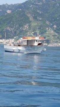 Louez un Cantiere Mileo 45 piedi à Amalfi