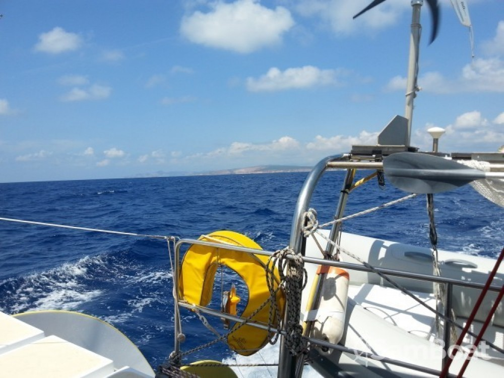 Rental yacht Ajaccio - Caroff LAZZI 1402 on SamBoat