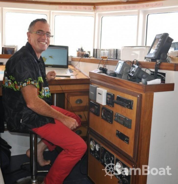 Boat rental Ajaccio cheap LAZZI 1402