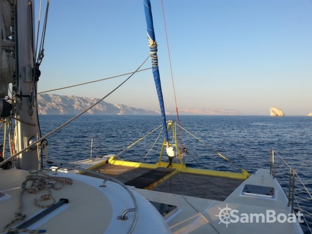 Rental Catamaran in Ajaccio - Caroff LAZZI 1402