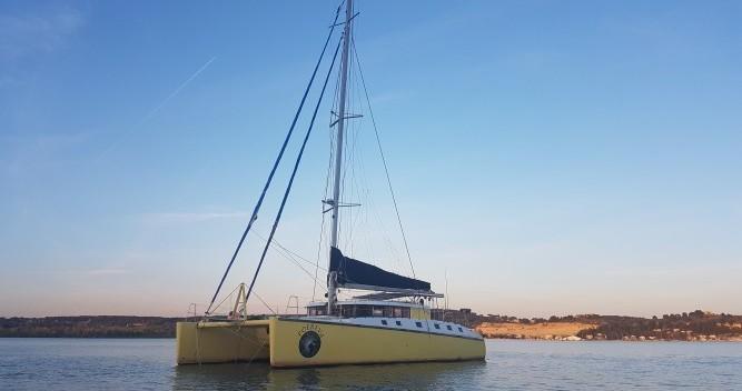 Boat rental Caroff LAZZI 1402 in Palma on Samboat