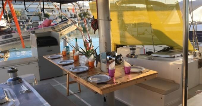 Rental yacht Porto-Vecchio - Solaris Solaris 42 on SamBoat
