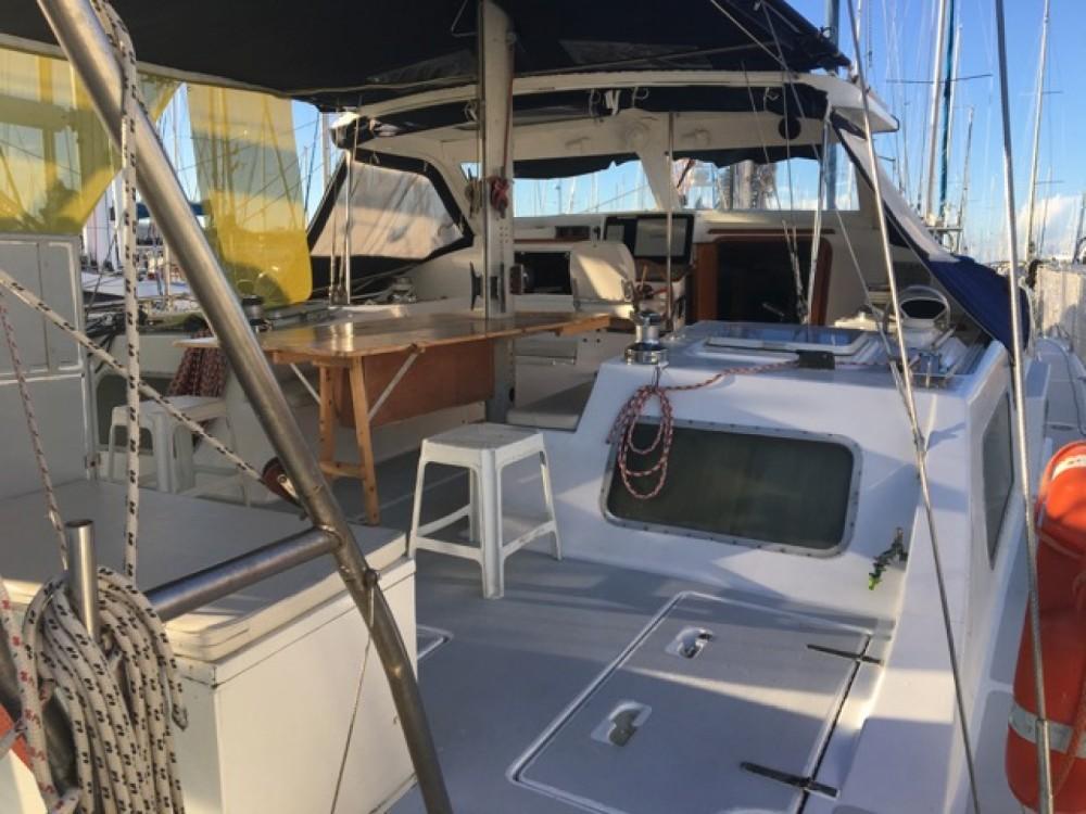 Katamaran mit oder ohne Skipper Solaris mieten in Porto-Vecchio