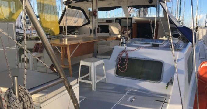 Boat rental Solaris Solaris 42 in Porto-Vecchio on Samboat