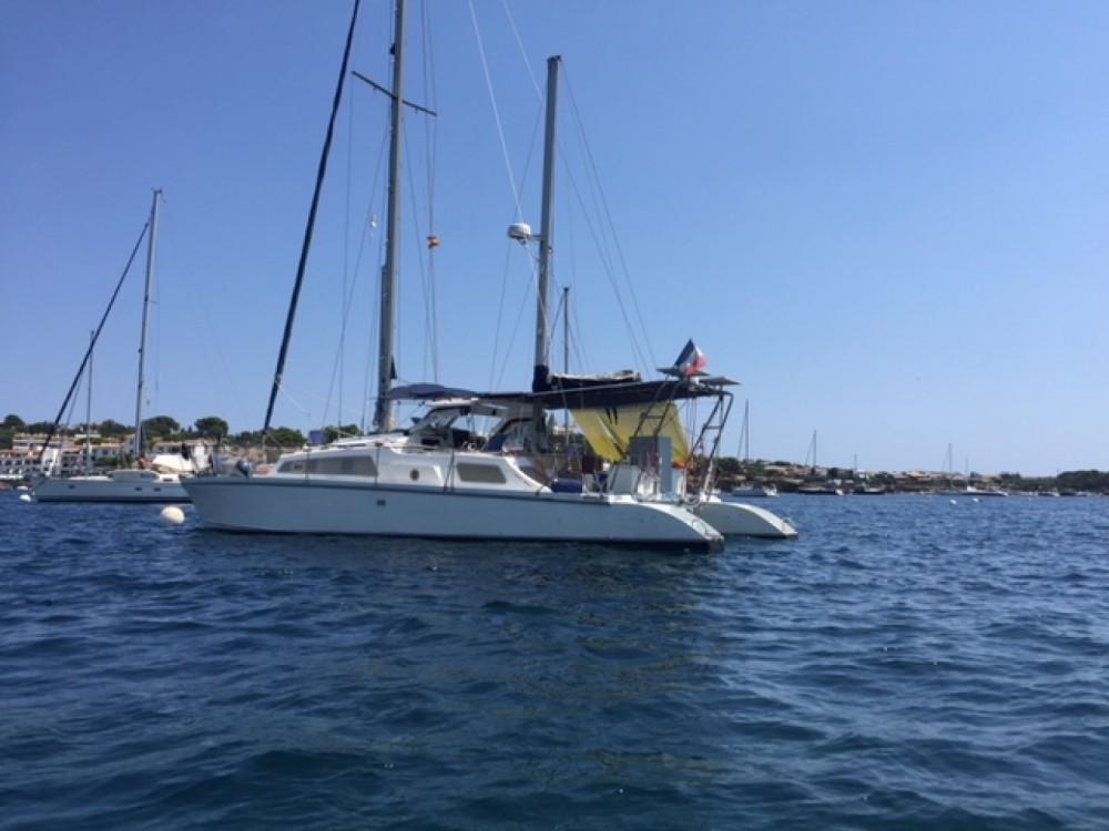 Boat rental Porto-Vecchio cheap Solaris 42