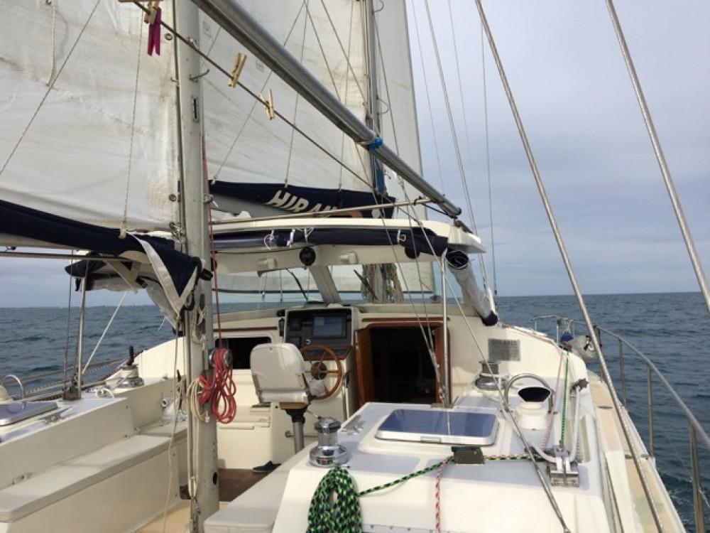 Rental Catamaran in Porto-Vecchio - Solaris Solaris 42