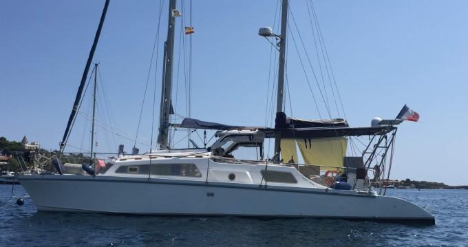 Catamaran for rent Porto-Vecchio at the best price