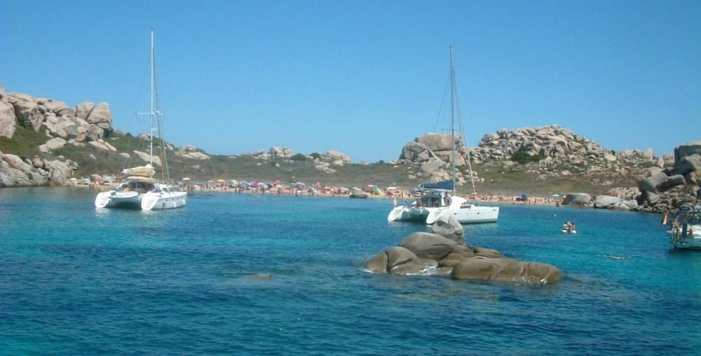 Yacht-Charter in Porto-Vecchio - Solaris Solaris 42 auf SamBoat