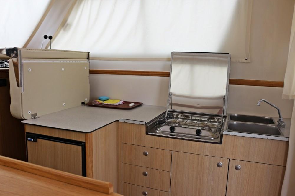 Boat rental Sukošan cheap Adria 1002 Vektor