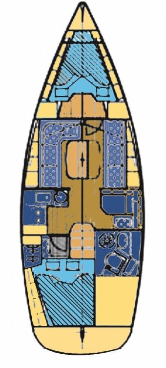 noleggio Barca a vela Sukošan - Bavaria Bavaria 33 Cruiser