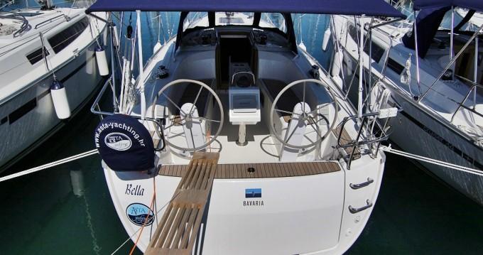 Boat rental Sukošan cheap Bavaria Cruiser 34