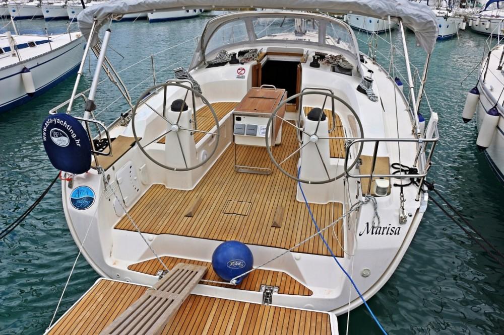 Boat rental Sukošan cheap Bavaria Cruiser 40