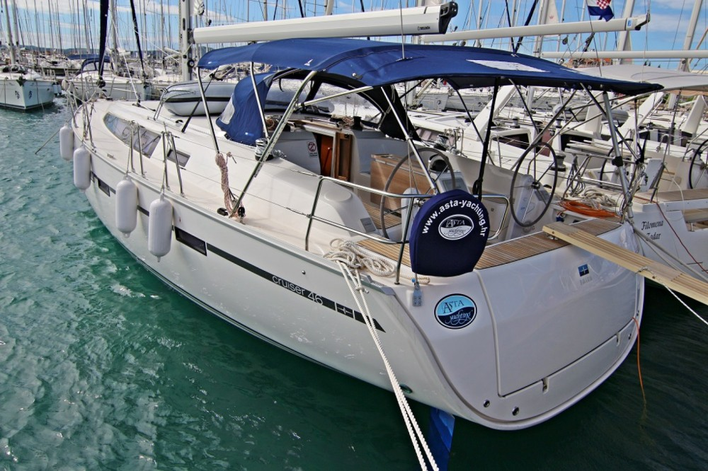 Boat rental Sukošan cheap Bavaria Cruiser 46 - 4 cab.