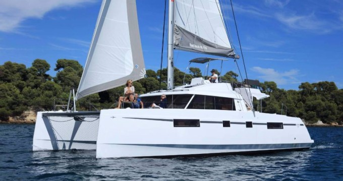 Boat rental Nautitech Nautitech 46 Fly in Olbia on Samboat