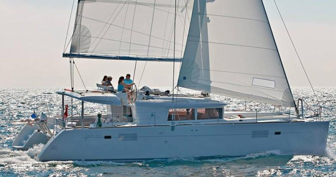 Lagoon Lagoon 450 - 4 + 2 cab. between personal and professional Trogir