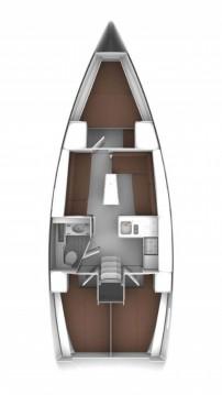 Bavaria Bavaria Cruiser 37 - 3 cab. entre particuliers et professionnel à Procida