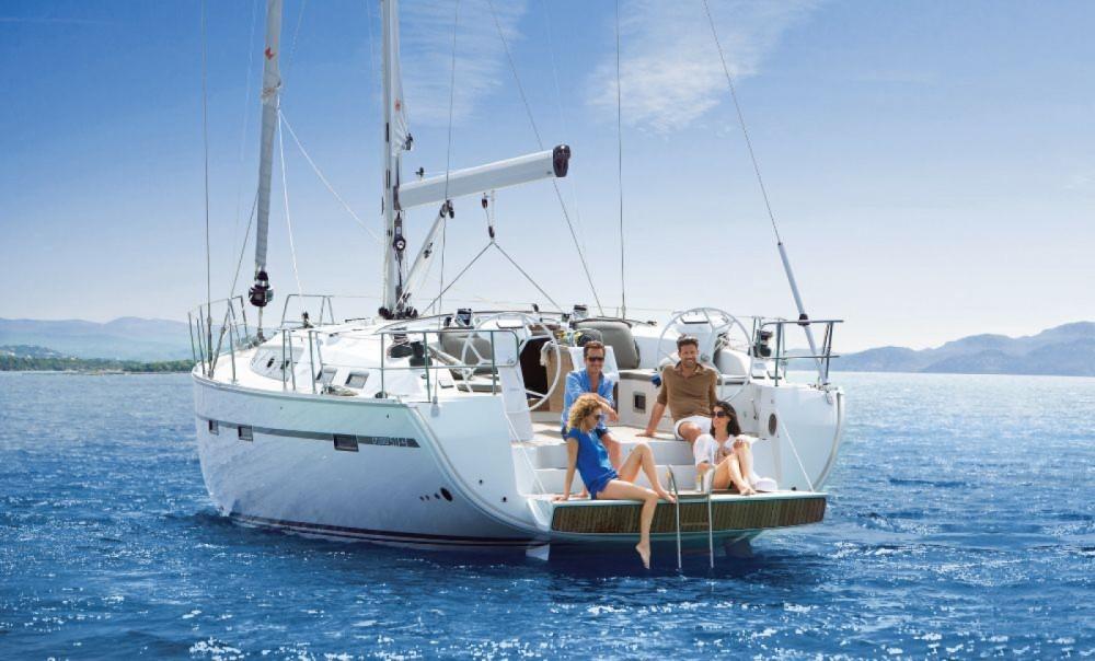 Location bateau Procida pas cher Bavaria Cruiser 51