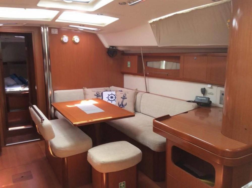 Location yacht à Leucade - Bénéteau Oceanis 46 - 4 cab. sur SamBoat