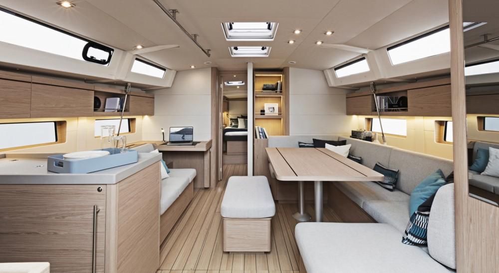 Location yacht à Leucade - Bénéteau Oceanis 46.1 (4 cab) sur SamBoat