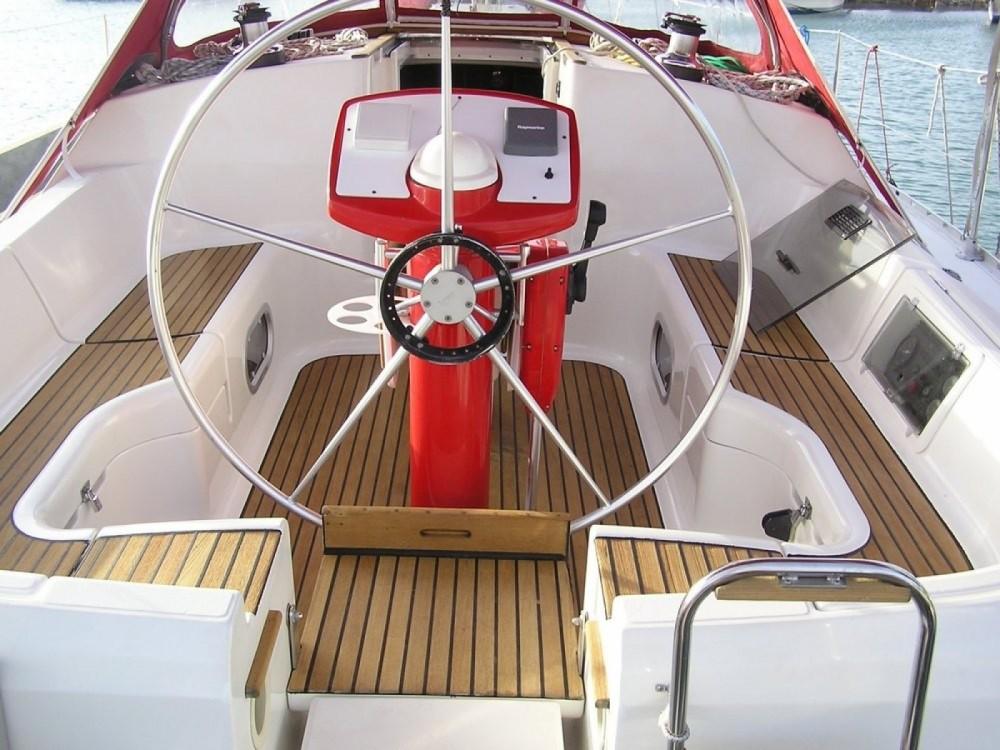 Location bateau Leucade pas cher Sun Odyssey 37.1