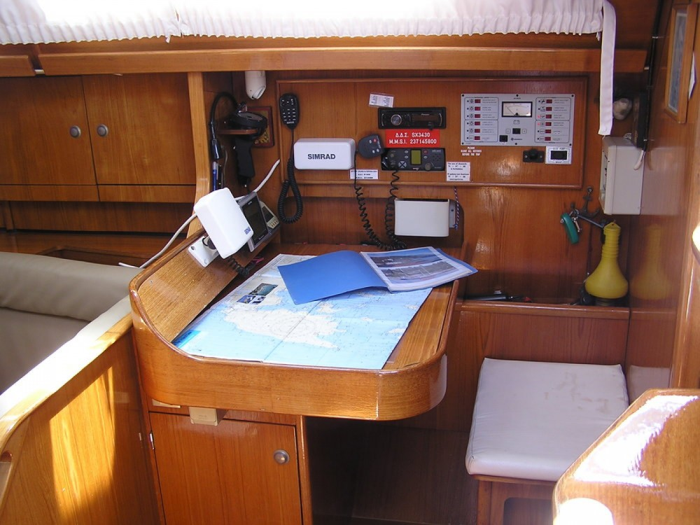 Hire Sailboat with or without skipper Jeanneau Lefkas