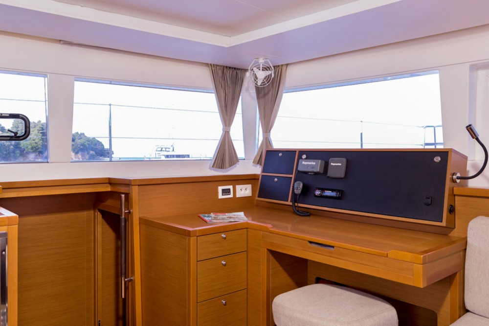 Location yacht à Mesolongi - Lagoon Lagoon 450 - 4 + 2 cab. sur SamBoat
