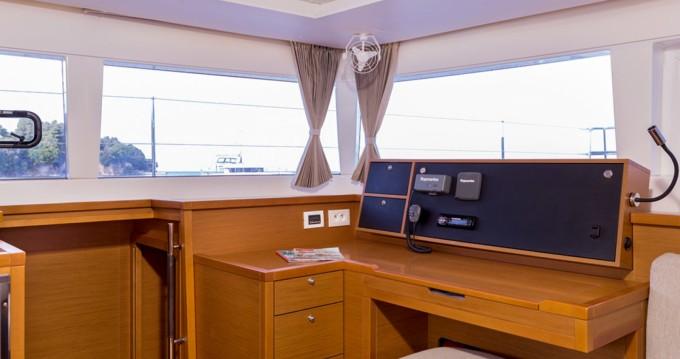 Yacht-Charter in Mesolongi - Lagoon Lagoon 450 - 4 + 2 cab. auf SamBoat