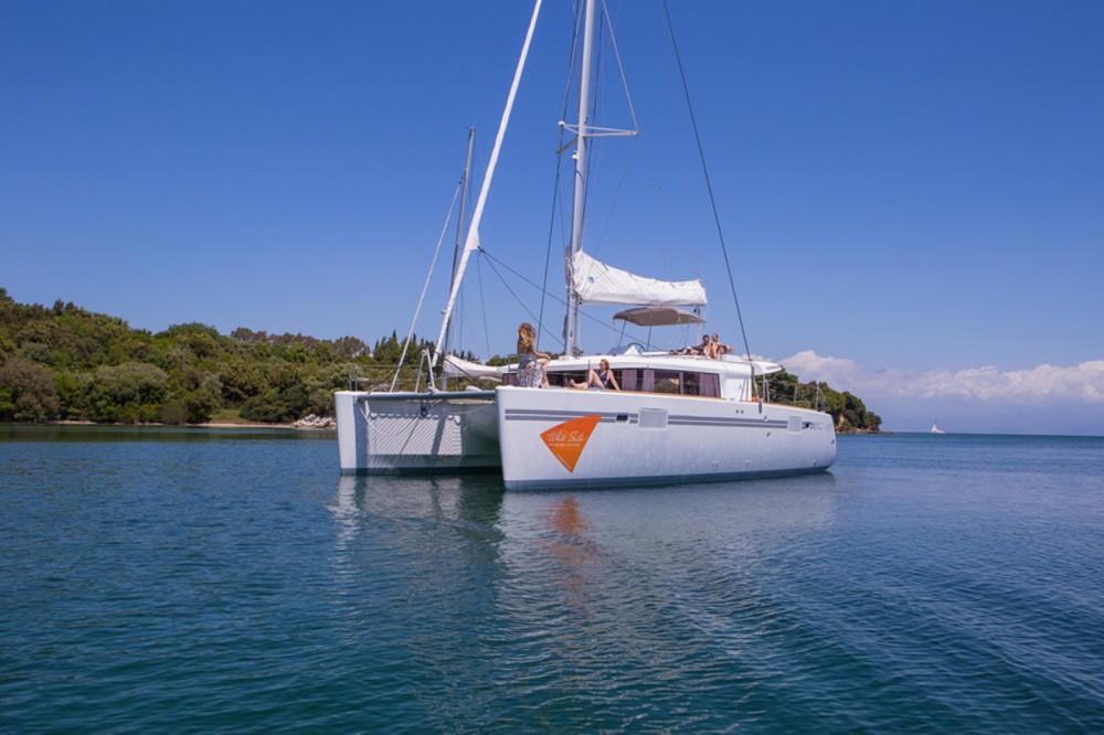 Location Catamaran à Leucade - Lagoon Lagoon 450 F - 4 + 2 cab.