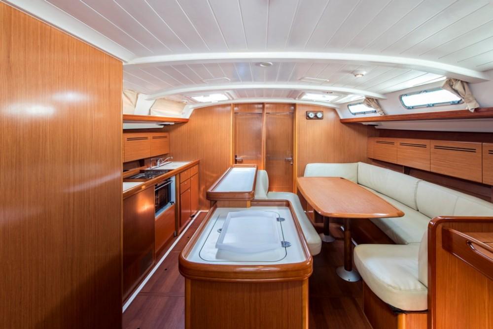 Location yacht à Laurion - Bénéteau Cyclades 50.5 - 5 + 1 cab. sur SamBoat
