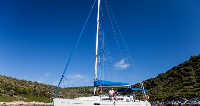 Bootsverleih Jeanneau Sun Odyssey 36i Volos Samboat