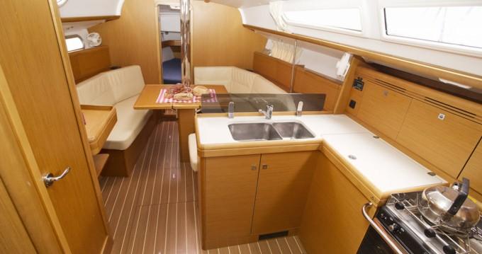 Segelboot mieten in Volos - Jeanneau Sun Odyssey 36i