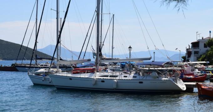 Jeanneau Sun Odyssey 45.1 - 4 cab. zwischen Privatpersonen und professionellem Anbieter Volos