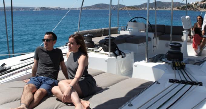 Noleggio yacht Central Greece - Lagoon Lagoon 620 - 5 cab. su SamBoat