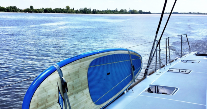 Noleggio barche Central Greece economico Lagoon 620 - 5 cab.