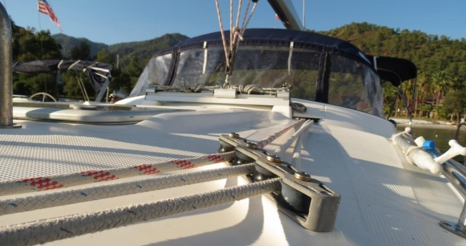 Location bateau Bavaria Bavaria 46 Cruiser à Muğla sur Samboat