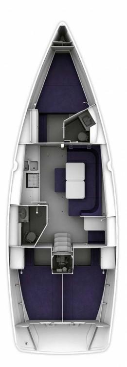 Location yacht à Muğla - Bavaria Bavaria Cruiser 41 - 3 cab. sur SamBoat