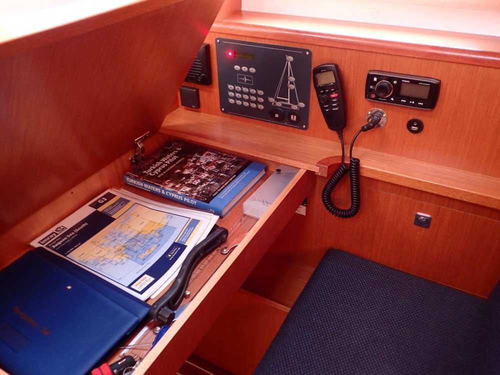 Location bateau Muğla pas cher Bavaria Cruiser 41 - 3 cab.