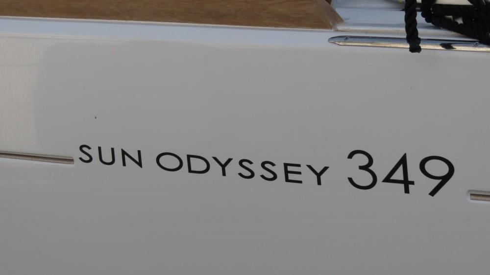 Louez un Jeanneau Sun Odyssey 349 à Muğla